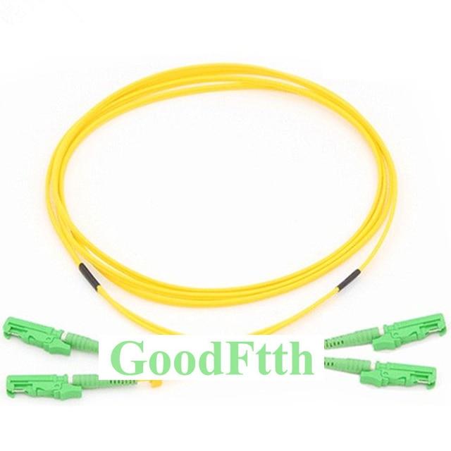 Волоконный патч корд E2000/APC E2000/APC SM Duplex GoodFtth 1 15m