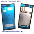 Оригинальный Z5 Передняя Ближний Рамка для Sony Xperia Z5 Одной E6603 E6653 Dual E6633 E6683 Ближний Знака Рамка Рамка Корпуса крышка