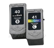 Free Shipping Compatible Ink Cartridge for Canon PG40 PG41 CL41 for Canon PIXMA iP1200 iP1300 1600