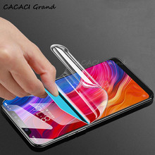 3D Full Cover Soft Hydrogel Film For Samsung Galaxy Note 10 Screen Protector 8 9 Protect for Note5