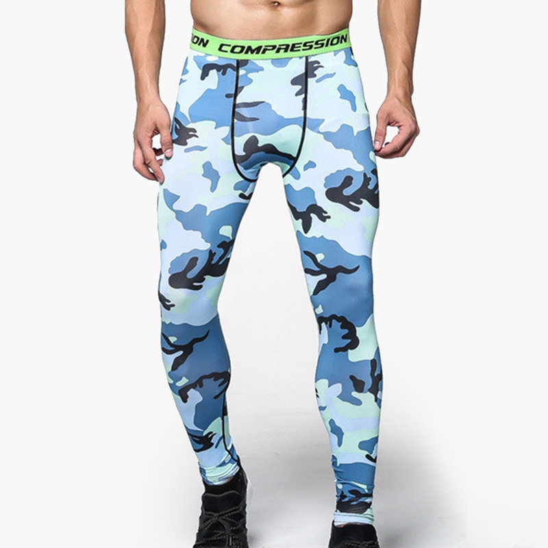 0bb50915f8203 Mens Compression Pants Crossfit Tights Men Bodybuilding Pants ...