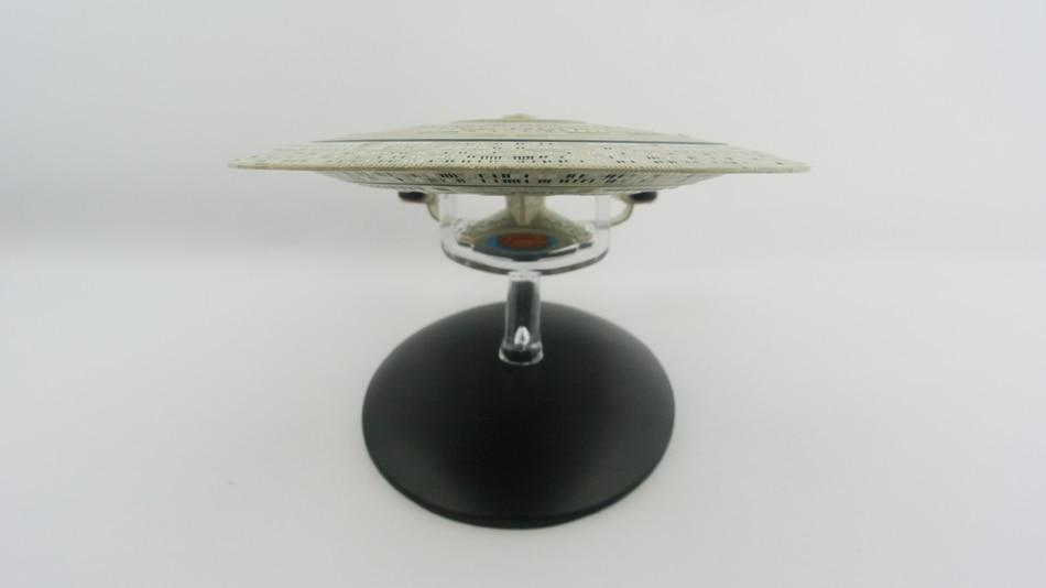 Veículos Miniatura e de Brinquedo star trek uss enterprise eaglemoss Tipo : Veículo Espacial