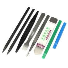 Toptan evrensel 8 1 Cep Telefonu Tamir Açılış Aracı Gözetlemek araçları Set Kiti Açacağı iPhone Akıllı Cep Telefonları için Pro ...