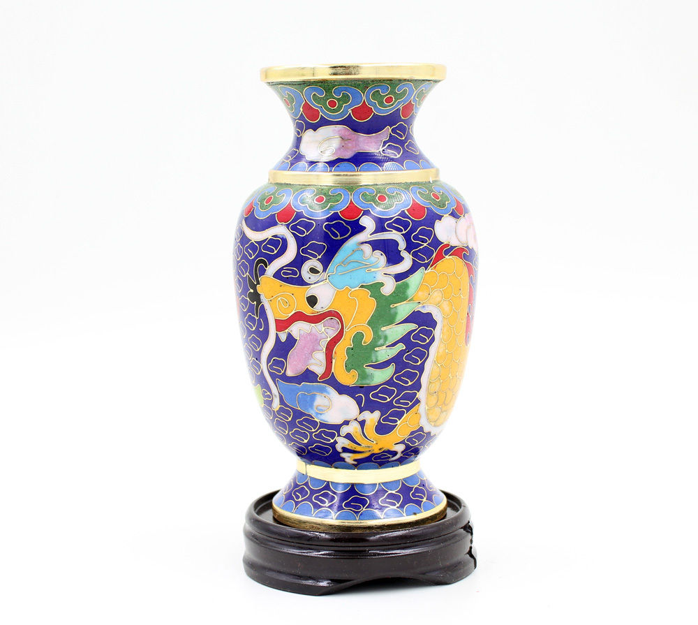 Buy cloisonne dragon vase and get free shipping on aliexpress reviewsmspy