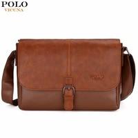 Викуньи поло известный бренд Для мужчин мужская сумка Магнитная открытым Повседневное Мода Для мужчин сумка Англия Стиль сумки sacoche Homme
