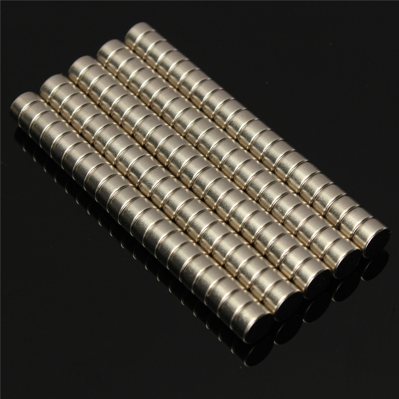 100pcs N52 neodymium magnet Strong Mini Round Wall Magnets Dia. 6 x 3 mm Disc Rare Earth magnet Best Price 50pcs round n52 neodymium magnets strong rare earth magnet disc 20mm x 3mm for industry tools