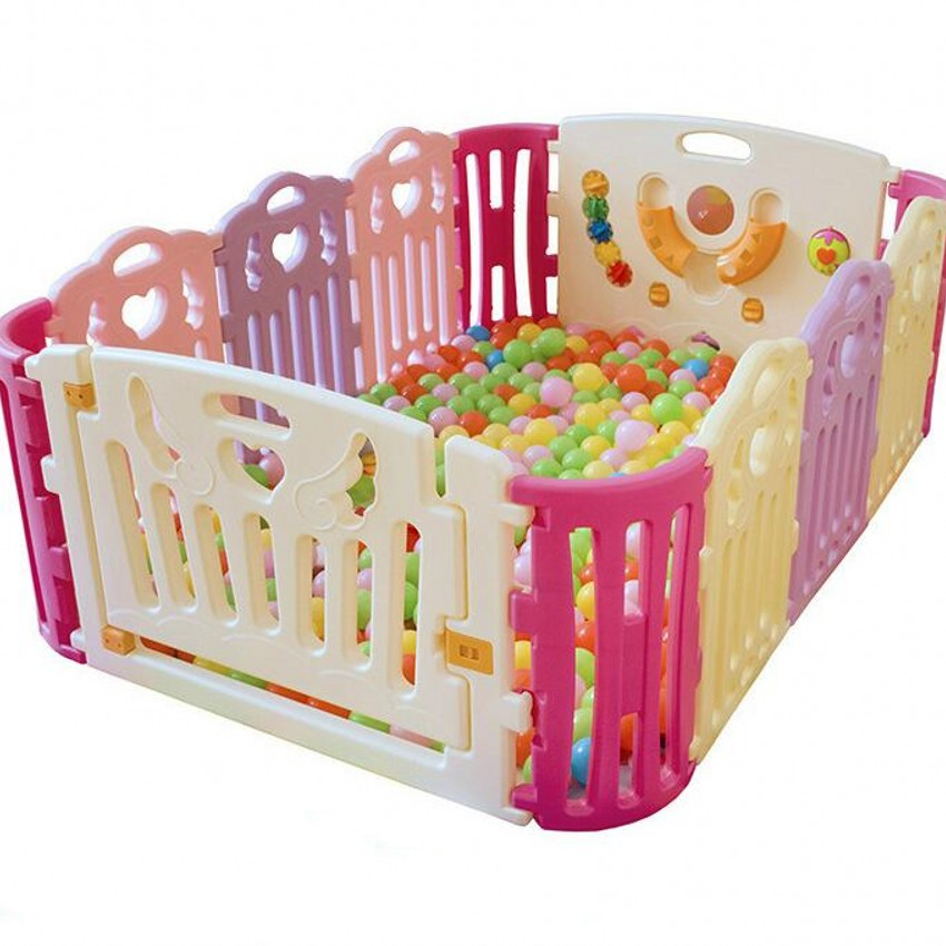 Kids Baby Safe Play Fence Game Fence Playpen Activity Gear Environmental Protection EP Safety Play Yard