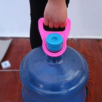 Poignée de seau bouleversé par leau | Économie dénergie seau deau en bouteille, porte-carafe, dispositif de levage utile, pratique pour outil