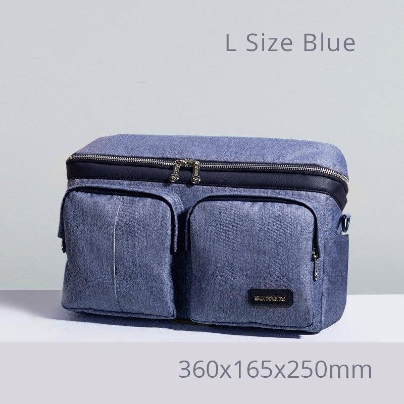 blue L size