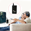 The new listing wireless bluetooth transmiter 4.0 for tv audio  adapter usb 3.5mm a2dp transmitter headphones receiver and aptx