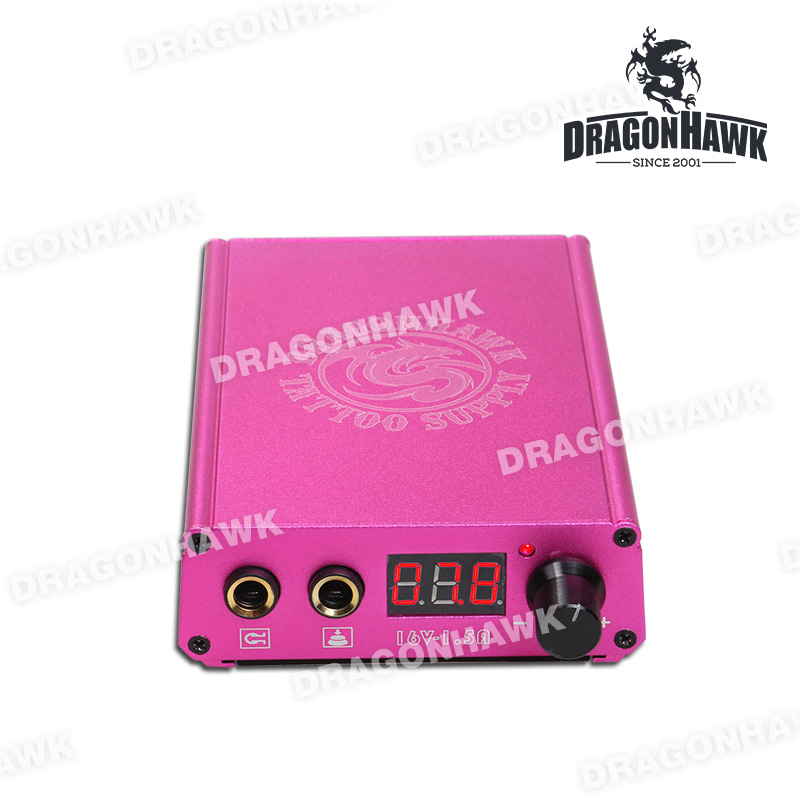 Фотография New Design Tattoo Power Supply Digital LCD Lithium Battery Charger Tattoo Power Supply