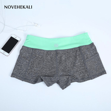 2019 New 7 colors Women shorts Summer Women's fitness shorts Casual Quick-drying Elasticity Cool  High quality slimming shorts