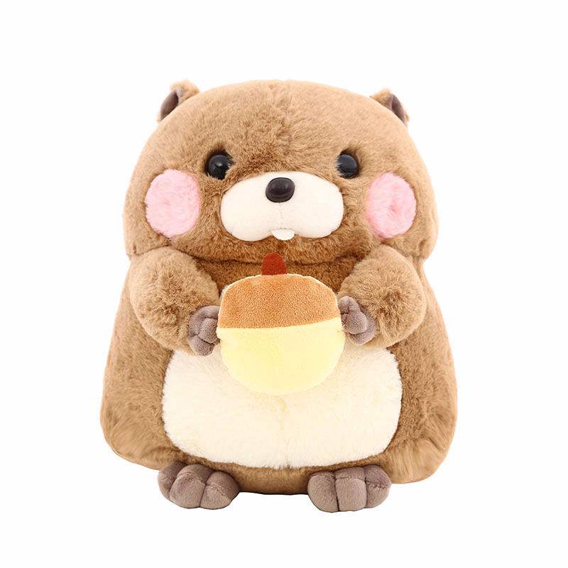 Stuffed animals plush soft kawaii plush toys hamster doll cartoon lovely lotion stuffed toy pillow gift girlfriend  gift