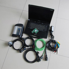mb star diagnosis c4 with laptop toughbook cf-52 with 2017.07 newest software 250gb hdd ready to use
