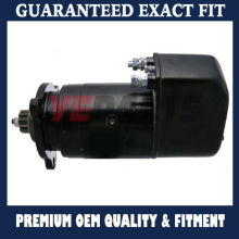 GUARANTEE NEW OEM 0001410005 0001417047 24V 6.6KW STARTER MOTOR FOR SCANIA