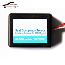 Для всех автомобилей серии BWM инструменты датчик заполнения сиденья SRS Эмулятор подходит для BMW тип 1 все модели bmw от 1997 до 2010 лет