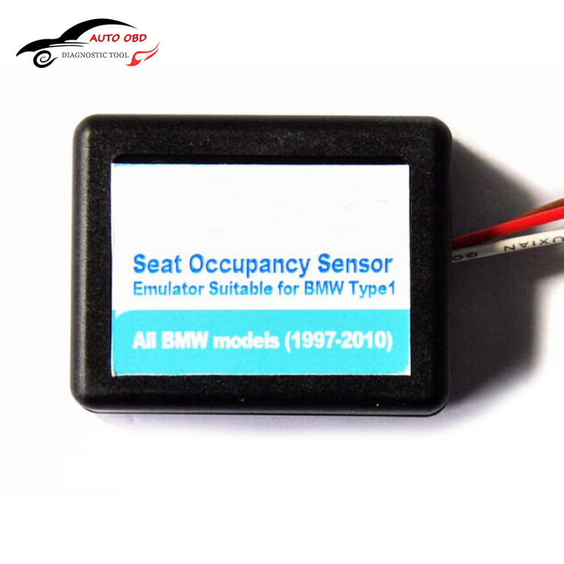 For All BWM Series CARS Tools Seat Occupancy Sensor SRS Emulator Suitable for BMW Type 1 All bmw Models from 1997-2010 Year surkov v texts 1997 2010 page 1