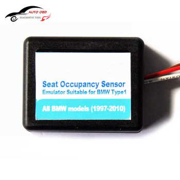 For All BWM Series CARS Tools Seat Occupancy Sensor SRS Emulator Suitable for BMW Type 1 All bmw Models from 1997-2010 Year hosingtech silicone coolant turbo hose suitable for saab 9 5 2 0t 2 3t 98 2010 b205 and b235 all type red