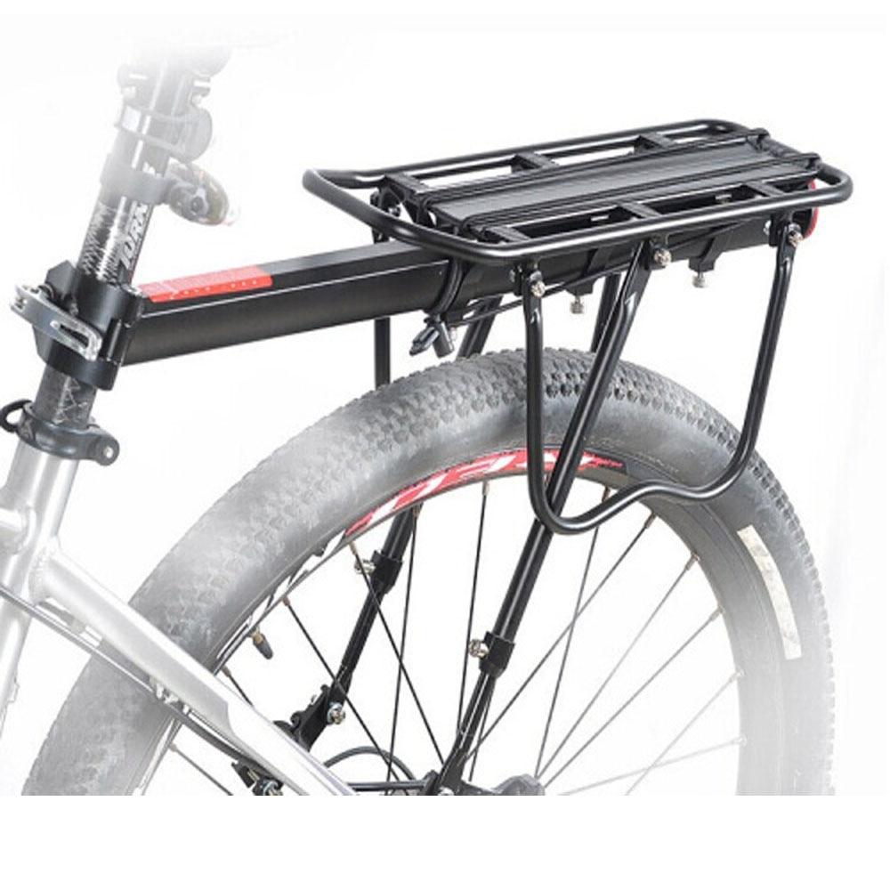 Ποδηλατικό ράφι αποσκευών 1x κράμα - Ποδηλασία - Φωτογραφία 2