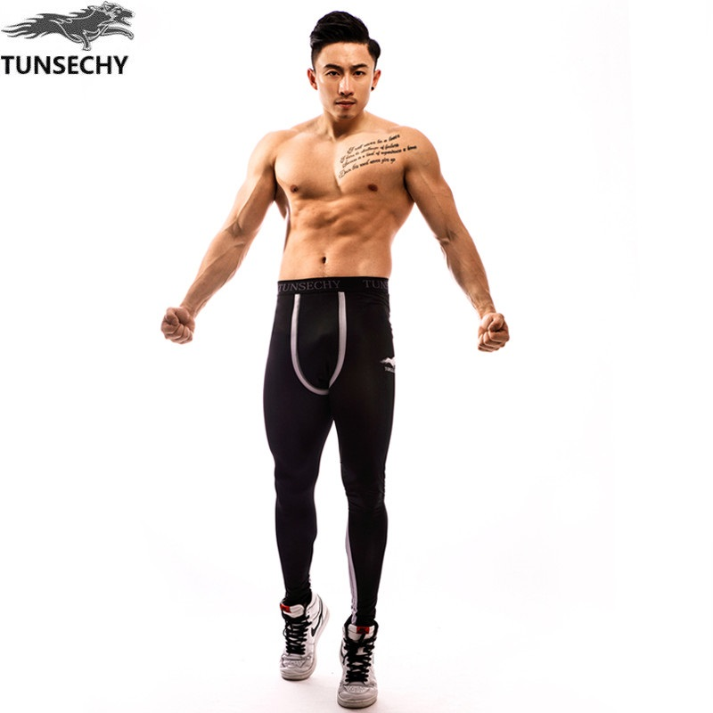 Beliebte Marke Tunsechy Marke Original-design Fitness Hosen Hosen Der Männer, Frauen, Outdoor-sportarten Fitness Modemarken Verkauf Wie Heiße Kuchen