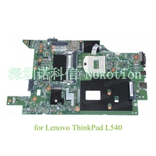 11S0C18223 48.4LH01.021 Main board For Lenovo Thinkpad L540 laptop motherboard 15.6 inch DDR3L HD graphics