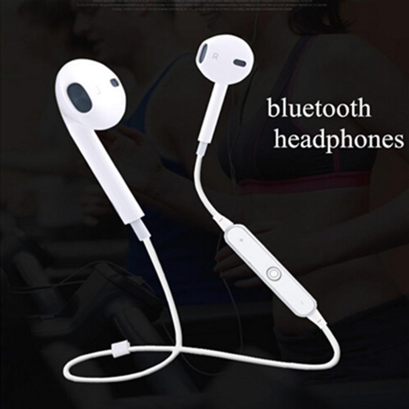 BT 10 Bluetooth 4.0 Stereo Headset Wireless Earphones Sports Style Running 4.1 Ear Headphones