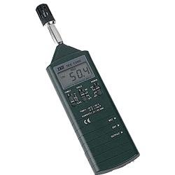 Humidity Temperature Meter -20~60C (-4F~140F) 10%RH ~ 95%RH 0.1C/F/0.1%RH FREE SHIPPING Retail and Wholesale digital indoor air quality carbon dioxide meter temperature rh humidity twa stel display 99 points made in taiwan co2 monitor