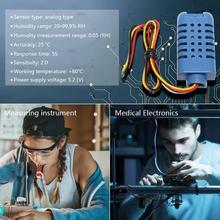 Цифровой датчик температуры и влажности Модуль резистивный пластиковый модуль зонд измерительные приборы AMT1001