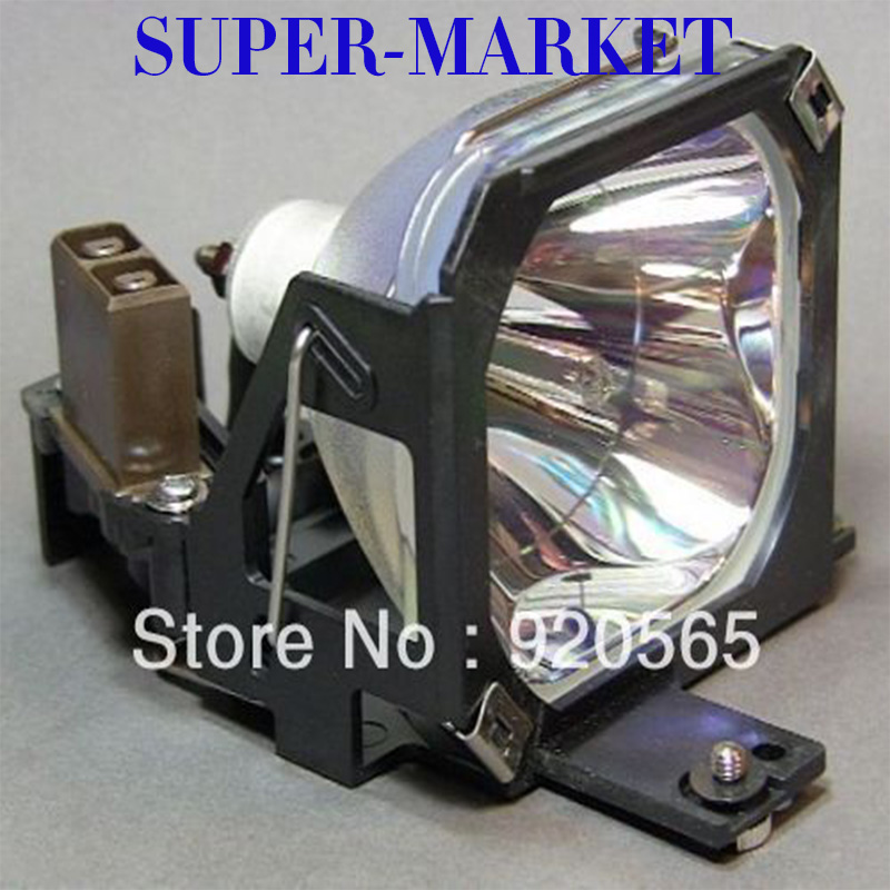 Replacement Projector lamp With Housing ELPLP07 for EMP-5550 / EMP-7550 / PowerLite 5550C / PowerLite 7550C