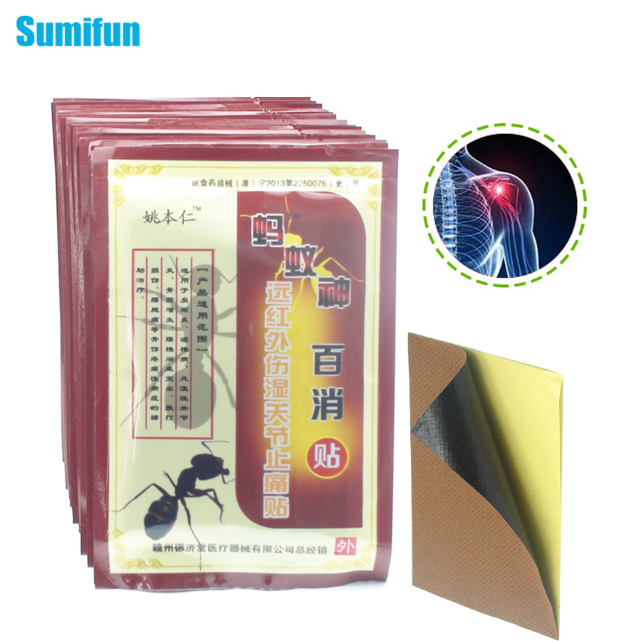 128Pcs/16Bags Pain relief orthopedic plasters medical Muscle aches pain relief patch muscular fatigue Arthritis C512 20 pieces lot zb pain relief orthopedic plasters pain relief plaster medical muscle aches pain relief patch muscular fatigue