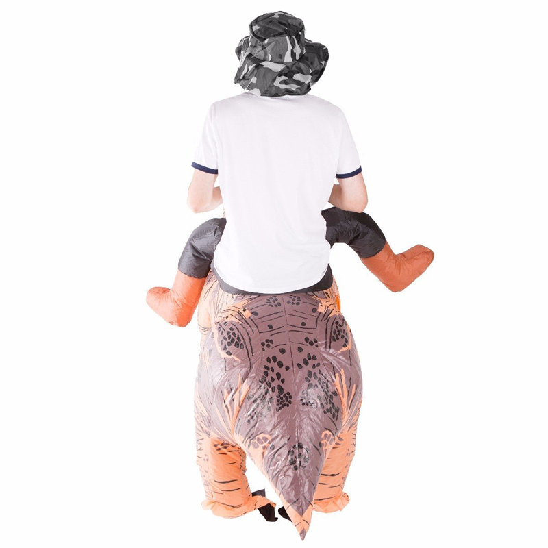 T-REX Inflatable Costume 2