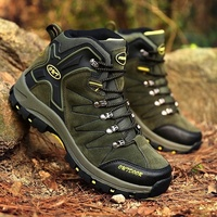 Men's Safety Shoes Work Shoes Outdoor Sneakers Shoes Breathable Work Boots Shoes DB026