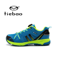 Tiebao New Design Mountain Bicycle Shoes Self-locking Cycling Shoes Mesh Cloth Breathable Bike Shoes Sapatos de ciclismo