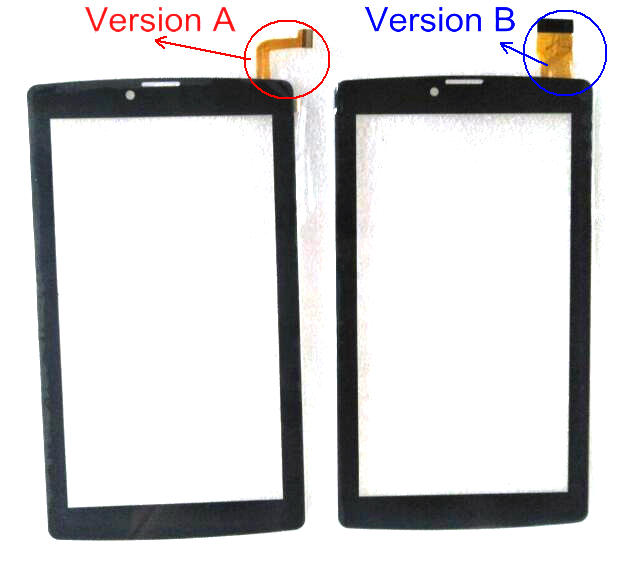 New For 7 Digma Plane 7006 4G PS7041PL Tablet touch screen Touch panel Digitizer Glass Sensor Replacement Free Shipping new 8 touch for irbis tz891 4g tablet touch screen touch panel digitizer glass sensor replacement free shipping