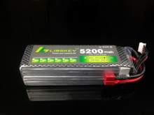Limskey POWER Lipo Battery 4S 14.8v 5200mah 30c T/XT60 Plug