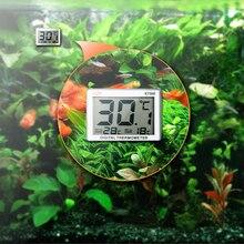 0C~ 37C Мини ЖК-цифровой аквариум аквариумный термометр измеритель температуры воды аквариум