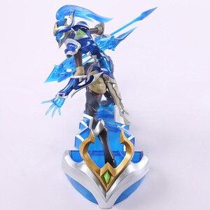 Image 2 - LOL figurine de jeu daction, modèle Kalista, jouet en 3D, Heros, décor de fête, jouet Cool pour garçon