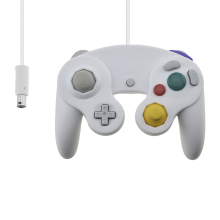 For Gamecube Controller USB Wired Handheld Joystick For Nintend For NGC GC Controle For MAC Computer PC Gamepad