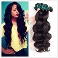 Peruvian Virgin Hair Body Wave 4 Bundles Deals Peruvian Body Wave Virgin Hair Human Hair Weave Bundles Ruiyu Hair Products