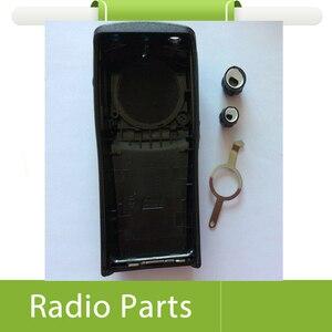 Image 3 - Bộ 5 X Radio Vỏ Bọc Bằng EP450 Trước Vỏ Lables PTT Nút Viền Và Nút Vặn