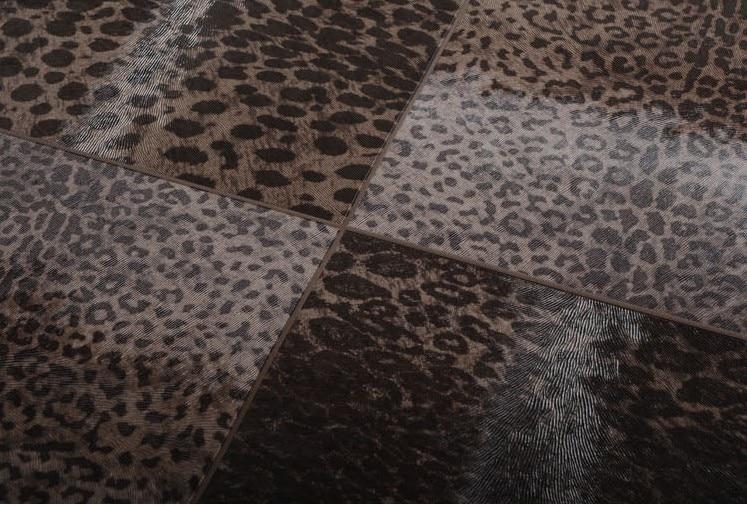Online buy wholesale leopard print wallpaper from china for Leopard print wallpaper