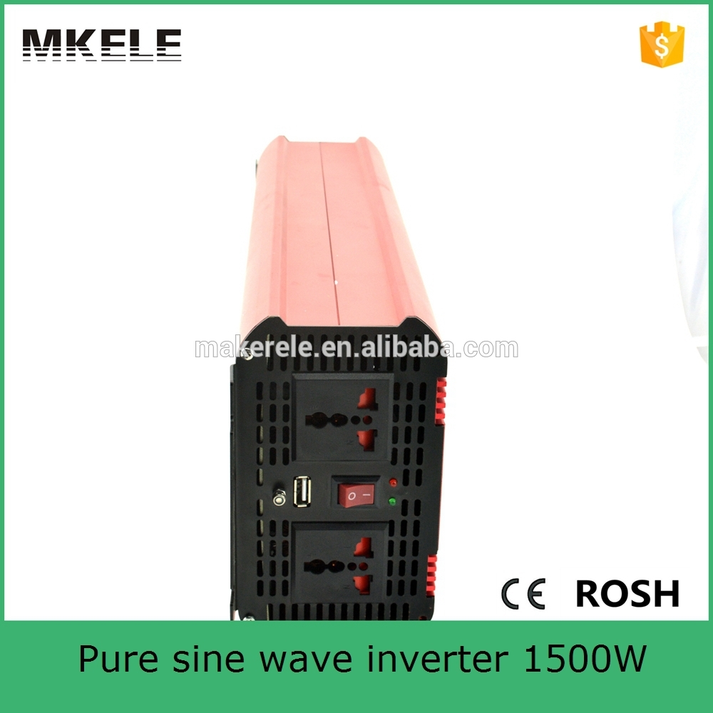 MKP1500-481R dc ac pure sine wave power inverter 48v 110v solar inverter without battery,1500 w inverter for home 500w 12vdc 220vac pure sine wave inverter without ac charge home inverter