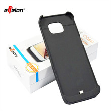 Effelon 4200 mah External Backup Battery Charger Case For Samsung Galaxy S6 S6Edge 4200mah Power Bank Case Cover