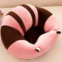 Infant Learning Sit Baby Support Seat Home Sofa Wrap Pure Learn Sit Soft Nursing Cotton Travel