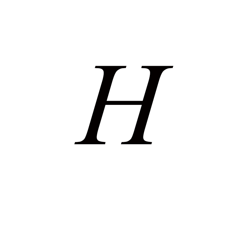 Персонализированные ручные штампованные A-Z, 26 букв, начальные крошечные кольца в виде сердца для женщин, золотые кольца на палец, ювелирные изделия - Цвет основного камня: H