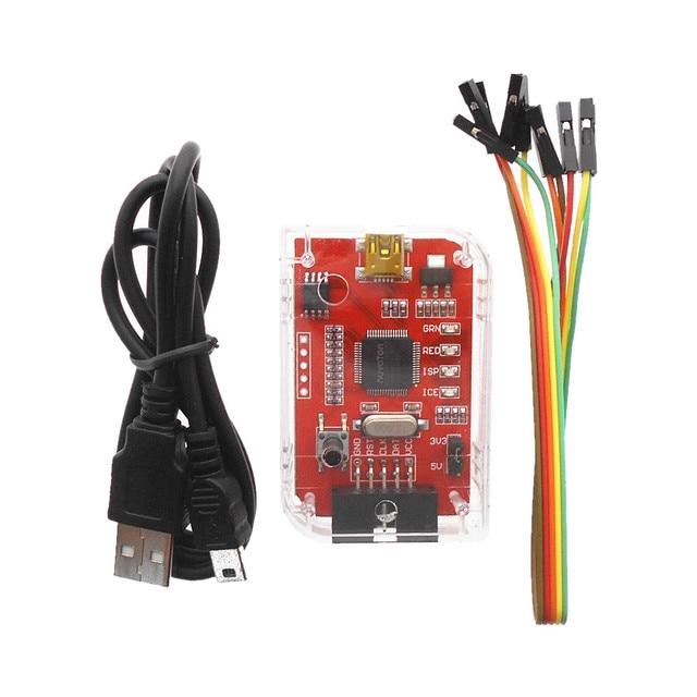 ICP programmer for Nu Link Nu Link Nuvoton ICP emulator downloader support online/offline programming M0/M4 series chips