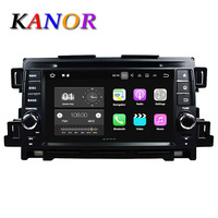 KANOR Android 7 1 2 Quad Core 2G 16G Car DVD Player For Mazda CX 5