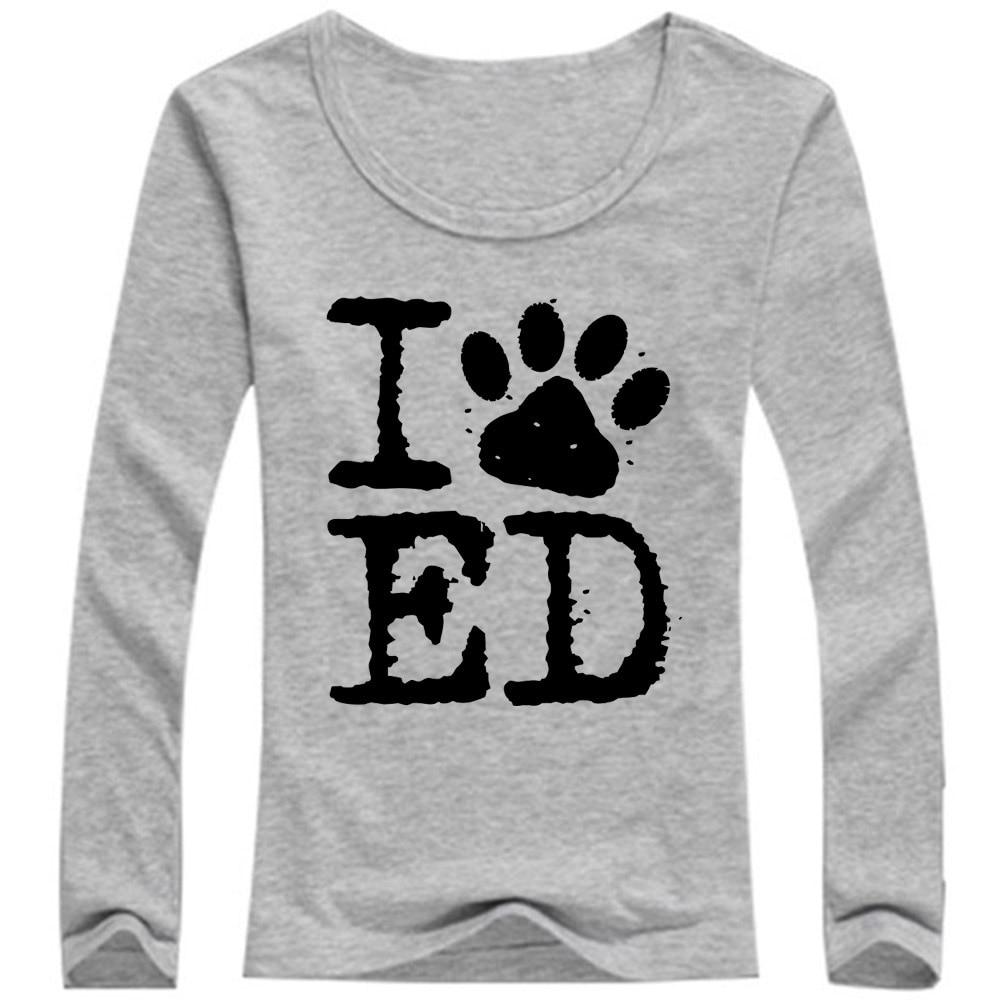 Latest I Love Ed Sheeran T Shirts Women Funny Celebrity -7865