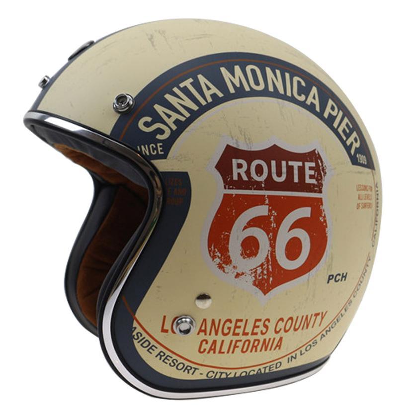 Discount Brand New Vintage Helmet TORC Retro Motorcycle Helmet For Chopper Bikes For Harley Bikes Motorcycle