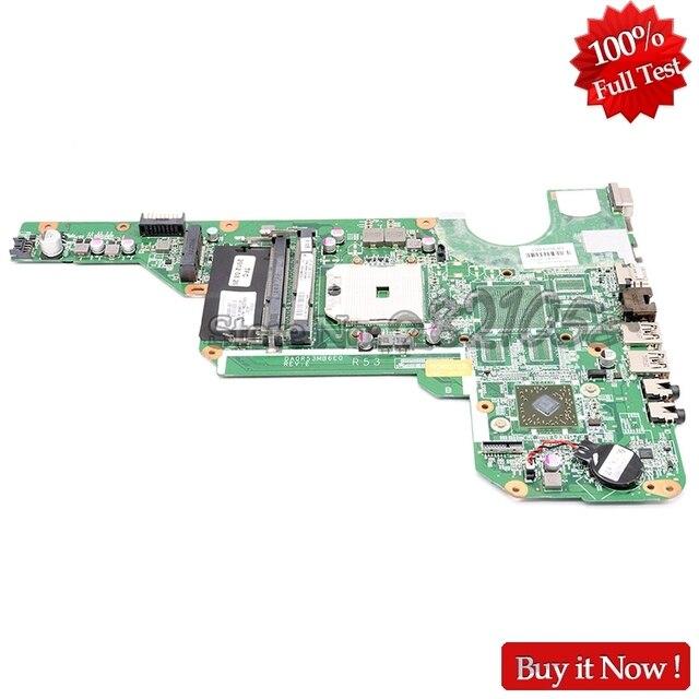 NOKOTION Laptop Motherboard For Hp Pavilion G4 G6 G7-2000 683029-501 683029-001 Main Board Socket FS1 DDR3 DA0R53MB6E0